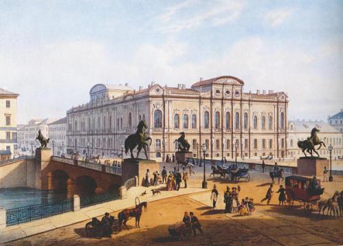 Дворец Белоселских-Белозерских