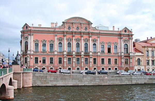 Дворец Белоселских-Белозерских (современный вид)