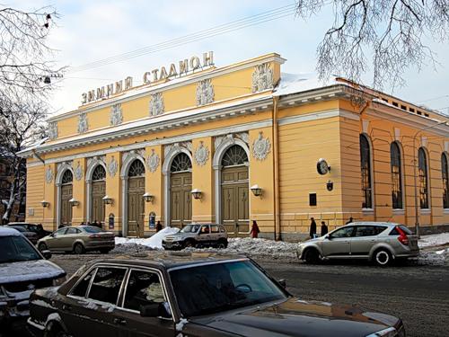 зимний стадион спб