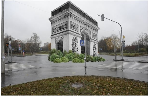 Триумфальная арка Победыorig