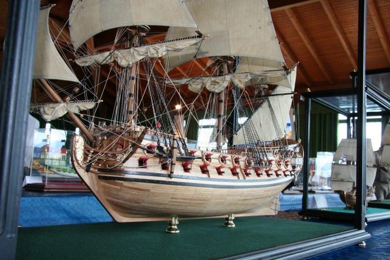 Корабль-музей «Полтава»