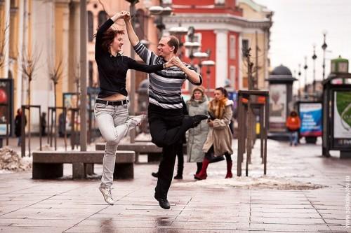 dancing nevskiy