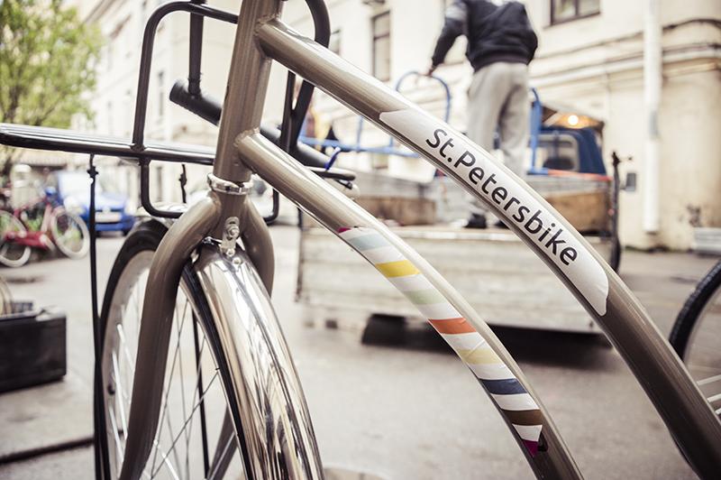 В CP HOSTEL теперь есть прокат велосипедов St. Petersbike