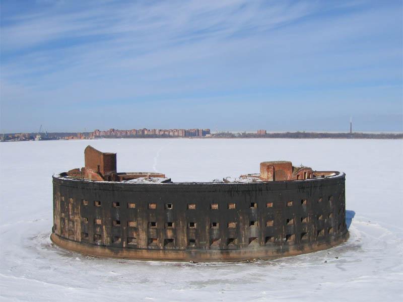 kronshtadt-fort