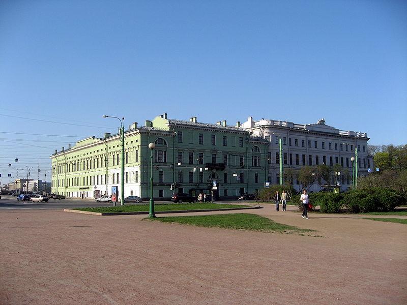 Дворец принца Ольденбургского (Дом Бецкого