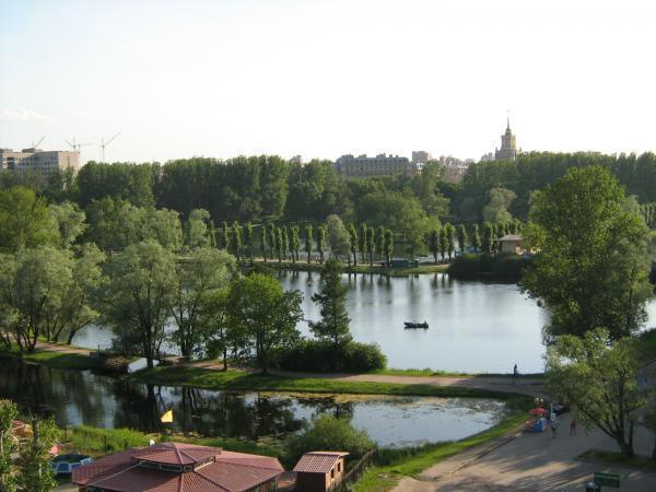 московский парк Победы о